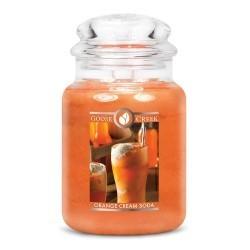 Goosecreek Oranfe Cream Soda