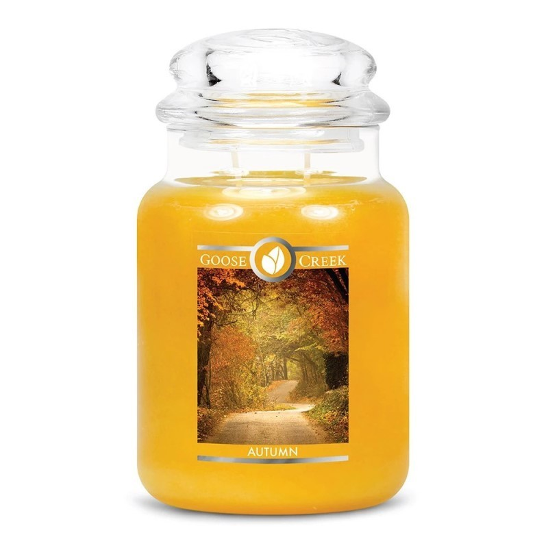 Goosecreek candles - autumn