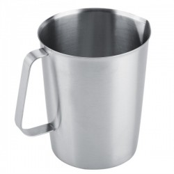 RVS Gietkan 1,5 liter
