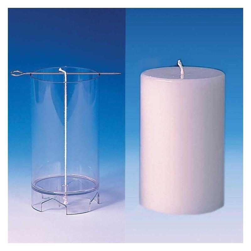 Kaarsen benodigdheden - gietmal om kaarsen te maken