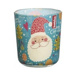 Geurglas Santa Claus/Vanille