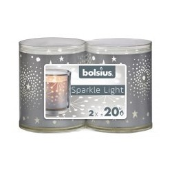 Sparkle Lights Galaxy Silver