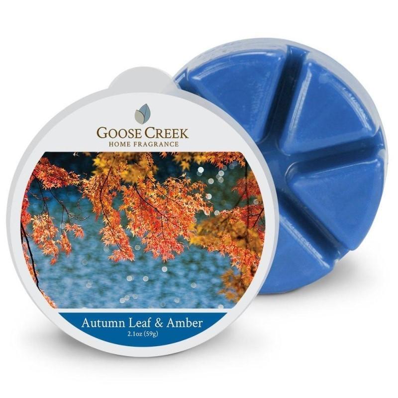 Goose Creek Waxmelts Autumn Leaf & Amber