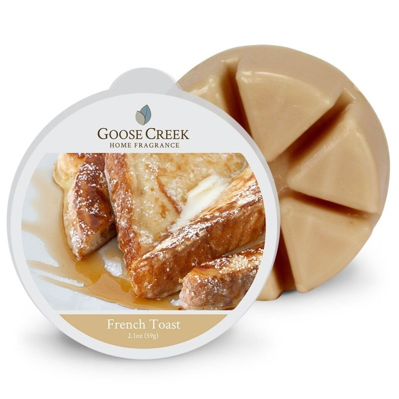 Goose Creek Waxmelts French Toast