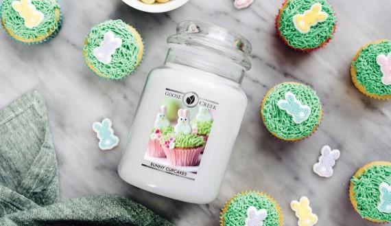 goosecreek bunny cupcakes
