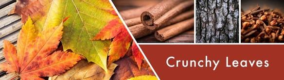 Goosecreek candles - crunchy leaves